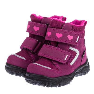 Ботинки Superfit Maria, р. 24 1-000045-5010 ТМ: Superfit