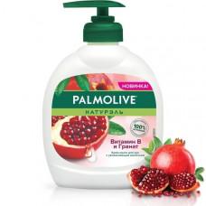 Жидкое крем-мыло для рук Palmolive Натурэль Витамин B и Гранат, 300 мл