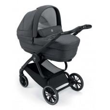 Универсальная коляска CAM 2 в 1 Techno Joy, серый с черным (805T/V90/974/505K)