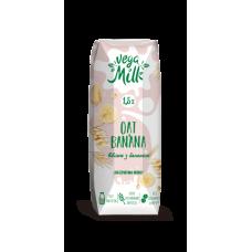 Овсяный напиток Vega Milk с бананом, 0,25 л