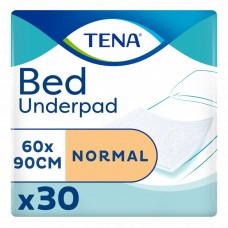 Пеленки одноразовые Tena Bed Normal 60х90см, 30  шт