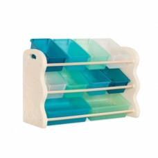 Подставка для хранения игрушек Battat Нарядные корзинки Kid century modern (BX1630Z)