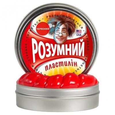 Умный пластилин Thinking Putty Красный, 80 г (ti15001)