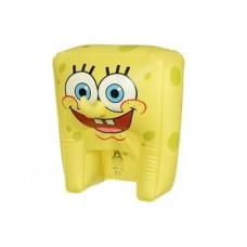 Игрушка на голову Sponge Bob SpongeHeads SpongeBob (EU690601)
