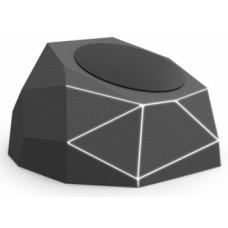 Внешний аккумулятор Xoopar Geo Dock, черный (XP61063.21WL)