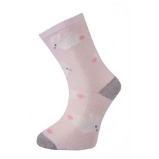 Носки Step Socks Children Collection Кролик, р.27-29, розовый (3606)