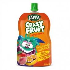 Смузи-пюре Jaffa Crazy Fruit Тропический челлендж, 100 мл