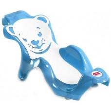 Горка для ванночки OK Baby Buddy, синий (37948441)