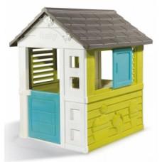 Дом Smoby Радужный с ставнями (810710)