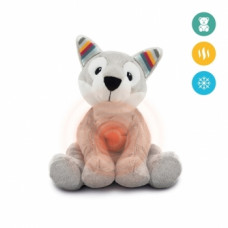Мягкая игрушка-грелка Zazu Хаска Хови (ZA-HOWY-01)