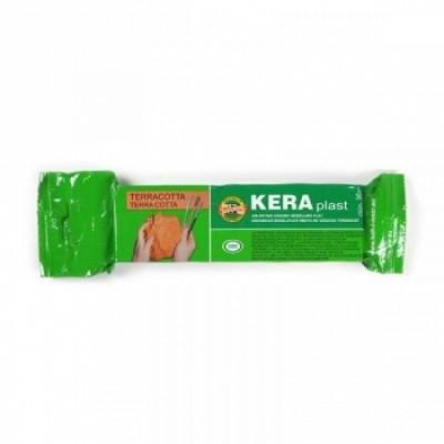 Пластилин Koh-i-Noor Keraplast, 300 г, терракотовый (131709)