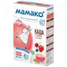 Молочная каша на козьем молоке МАМАКО 7 злаков с ягодами, 200 г