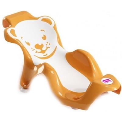 Горка для ванночки OK Baby Buddy, оранжевый (37944540)
