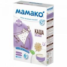 Молочная каша на козьем молоке МАМАКО Овсяная, 200 г