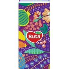 Носовые платки Ruta Classic, белый, 10 шт.